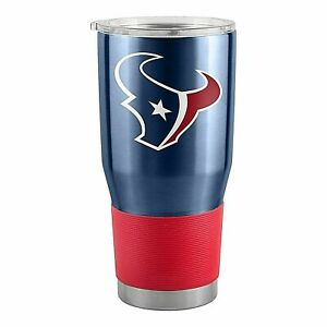 Houston Texans 30 oz Ultra Travel Tumbler