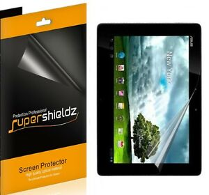 3X SupershieldzClear Screen Protector for ASUS Transformer Pad TF300 ,TF300T