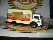 MATCHBOX TRUCK SECURITY K-19 FOURGON BANQUE  MADE IN ENGLAND SUPER RINGS