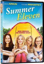 Summer Eleven (DVD) Adam Arkin, Valerie Mahaffey NEW
