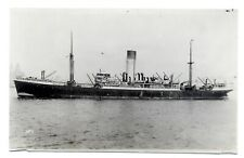 TROILUS  Ship Photocard