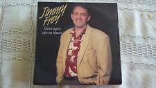 45t  JIMMY FREY---GEEN -OGEN ZIJN ZO BLAUW--
