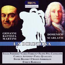 La Dirindina / Domenico SCARLATTI-G.B. MARTINI / (1 CD) / NEUF