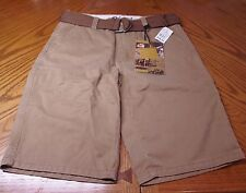 NWT Men's Plugg Shorts, Size 29 Tan