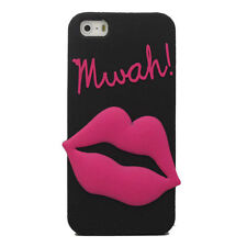 Black Cases, Covers and Skins for iPhone 5s