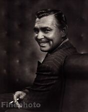 1948/83 Vintage 11x14 CLARK GABLE Film Actor Hollywood Photo Art By YOUSUF KARSH