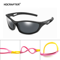 Child Girl Boy Polarized Sport Sunglasses Kid Outdoor UV400 Glasses New 2020