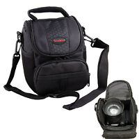 Slim Shoulder Camera Bag For Panasonic Lumix DMC- FZ48 FZ62 LZ20 LZ30 FZ72