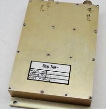 Qual Tron Video Receiver 550 MHz Gov Surplus