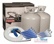 Handi Foam 600 P12059 Closed Cell Spray Foam Kit Low Gwp E84 Fire Rated 529 Bf
