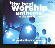 The Best Worship Anthems In The World ...Ever! - 3CD Fatbox - MINT