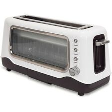 Storebound DVTS501WH Dash Clear View Toaster, White  NEW