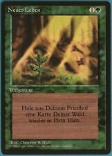 Regrowth (BB) Revised (GERMAN) NM Green Uncommon MTG CARD (ID# 104880) ABUGames