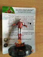 El Invencible Iron Man #001b Silver Centurion (Prime