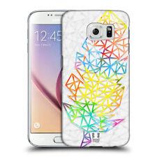 Housses et coques anti-chocs simples Samsung Galaxy S7 edge pour téléphone mobile et assistant personnel (PDA)