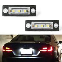 For VW T5 Golf Plus 5M1 Jetta 1K2 Passat Limousine 3bg LED License Plate Light