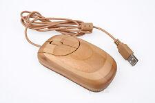 Bambou souris pour pc windows Mac Linux, bambootech vollholz rechargeables bois Mouse