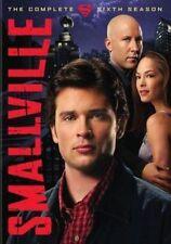 Smallville The Complete Sixth Season 0085391125860 DVD Region 1
