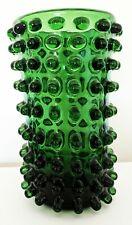 50er Mid Century Murano Lenti Vase Noppenglas - Barovier & Toso Seguso Ära