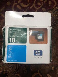 Genuine HP 10 Cyan C4801A  2000c 2500c