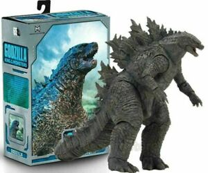 """GODZILLA NECA 2019 Movie King of The Monster Action Figure - 12"""" - 25 Points"""