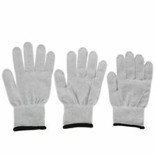 Machine Conductive Gloves Facial Massager Electrotherapy Electrode Hand Massage