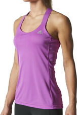 Adidas Supernova Support Womens Running Vest Tank Top - Pink