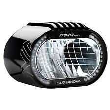 Supernova M99 PURE+ E-Bike Scheinwerfer 1100 Lumen LED Licht Tagfahrlicht 16W