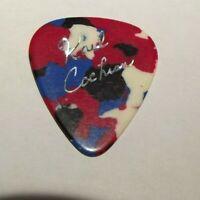 VINTAGE Karl Cochran Signature Guitar Pick KISS Rated X Joe Lynn Turner, SUCK IT