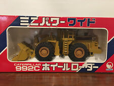 Shinsei Caterpillar Diecast 992C Wheel Loader 1:75 JAPAN HTF