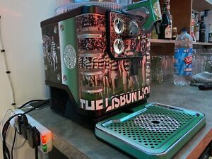 Blade Beer Machine Sticker Wrap Skin - CELTIC FC LISBON LIONS