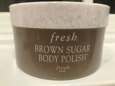 Fresh Brown Sugar Body Polish 7 Oz -New-