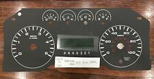 2008-2010 Ford F250-350 6.4L Diesel XLT Speedometer MPH Faceplate Overlay