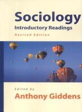SOCIOLOGY.,Anthony. Giddens