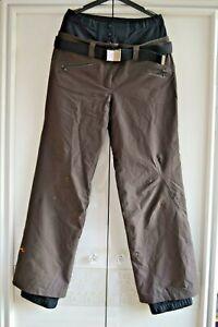 Kjus Adrenaline Insulated Ski Snowboard Pant Trousers Women's size – 40/L