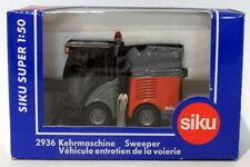 Modellini statici camion grigia con scatola chiusa
