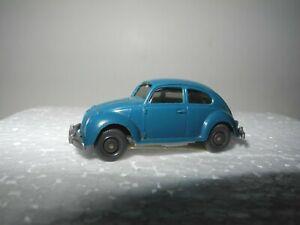 1960-1965 1:87 WIKING Large round Garage VW