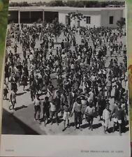1954 Tunisie École Franco-Arabe de Gabès