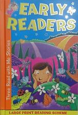 Large Print Early Readers - 3 Read Together Stories - A5 size - Book 2