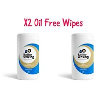 Better Waxing Oil-Free After Wax Wipes 2 X 100 WIPES