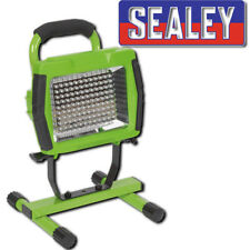 SEALEY LED108C GRN CORDLESS 108 LED RECHARGABLE PORTABLE FLOODLIGHT LITHIUM-ION