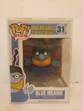 Nwb New W/ Box Funko Pop! Rock Beatles Yellow Submarine 31 Blue Meanie vinyl