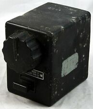 Autopilot Mk 9, Controller type 'C' for RAF Canberra etc (GB8)