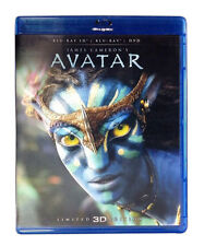 Avatar (3D Blu-ray, 2012) Panasonic  Promo Edition