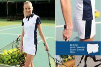 Womens Ladies Girls Tennis Badminton Sports Skort Skirt Casual Wear Spandex New