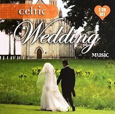 FREE US SHIP. on ANY 2 CDs! USED,MINT CD Various Artists: Celtic Wedding Music