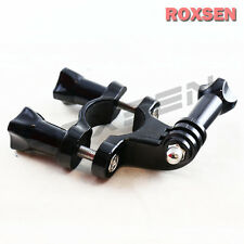 Mountain Bike Handlebar Seatpost Pole Mount for GoPro Hero HD 2 3 3+ 4 Camcorder