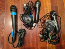 Lot of (3) Logitech A-0234A Universal Wired USB Microphone XBOX PS3 PS4 3.5mm
