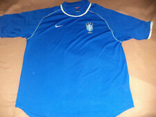 Brazil Brasil nike 2000 -2002 away shirt size XXL jersey trikot camiseta