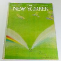 The New Yorker: August 7 1978 Full Magazine/Theme Cover Eugene Mihaesco